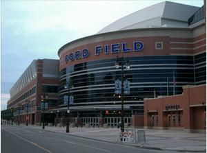 Anthrax Scare at Ford Field