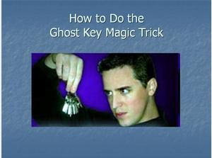 Magic Key Trick