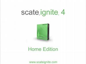 Scate Ignite 4 Home Edition