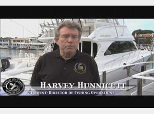 Harvey Hunnicutt - Fishing Director of IGT PLCWC