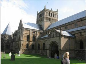 Guide To The Southwell Minster with Effects