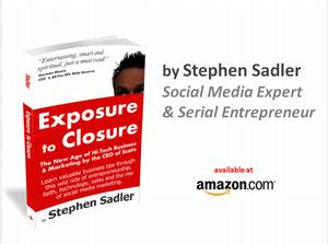 Stephen Sadler's Video Book Preview - Exposure to Closure