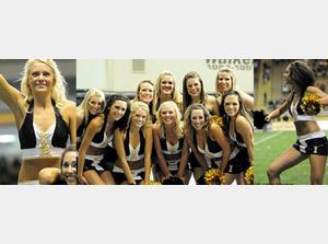 Idaho cheerleaders told to cover up