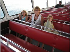 Taking the grandchildren to Mackinac!