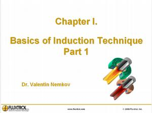 Chap. I - Induction Technique Part 1
