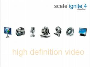 Share High Definition (HD) Video