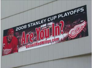 2008 Redwings Stanley Cup playoffs