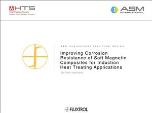 Improving Corrosion Resistance of Soft Magnetic Composites