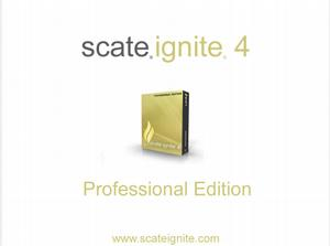 Scate Ignite 4 Professional Edition