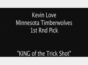 Kevin Love - Trick Shots Video