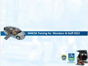 NMEDA Training for Members and Staff- Part 2