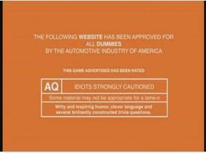 Chrysler Certified Pre-Owned Vehicle Online Game