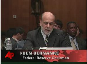 Bernanke's Outside Bailout Pitch