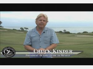 Chuck Kinder - Golf Director of Celebrity Golf Tournament