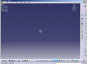 CATIA V5 - Assembly Workbench - Creating a New Product