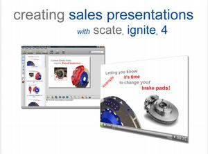 Using Scate Ignite 4 for Selling and Marketing