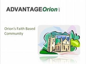 Orion's Church Community