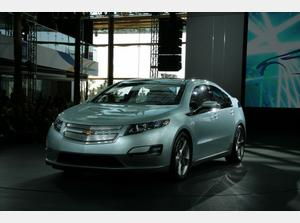 Chevy Volt - Video & Pictures