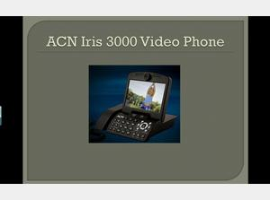 ACN Video Phone Message