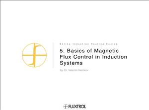 5. Magnetic Flux Control