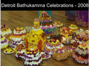 Bathukamma Celebrations - Detroit 2008